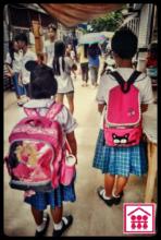 Tahanan girls value education and empowerment!