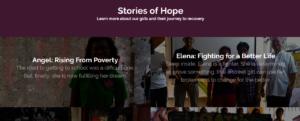 Tahanan's new website up and running