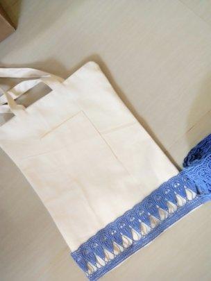 Simple yet elegant tote bags