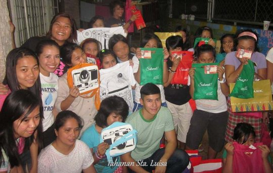 Enchong Dee visits TSL for the 2nd time