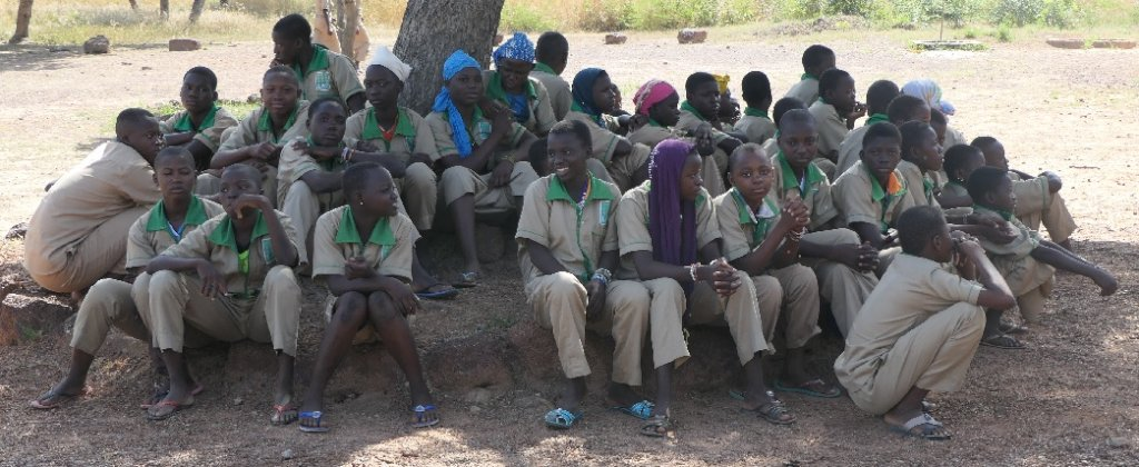 Girls students