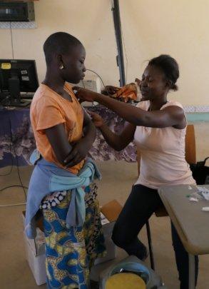 Vaccination for meningitis