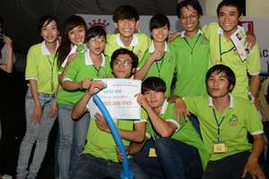 2nd Place Project - Nhan Ai Club