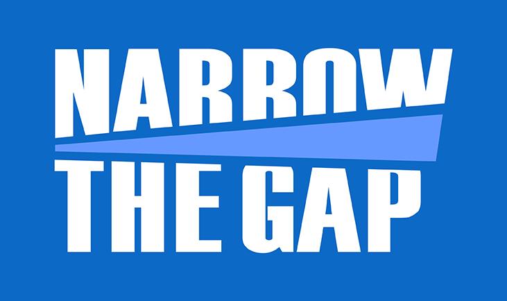 Narrow The Gap (Logo)