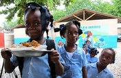 School Meals Help Children Learn, Grow and Thrive