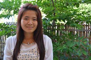 Your gift helped keep Khantin safe with job skills