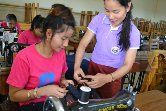 Noy has new skills and new hope thanks to you!
