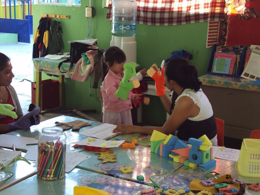 Help Children Left Behind in Mexico