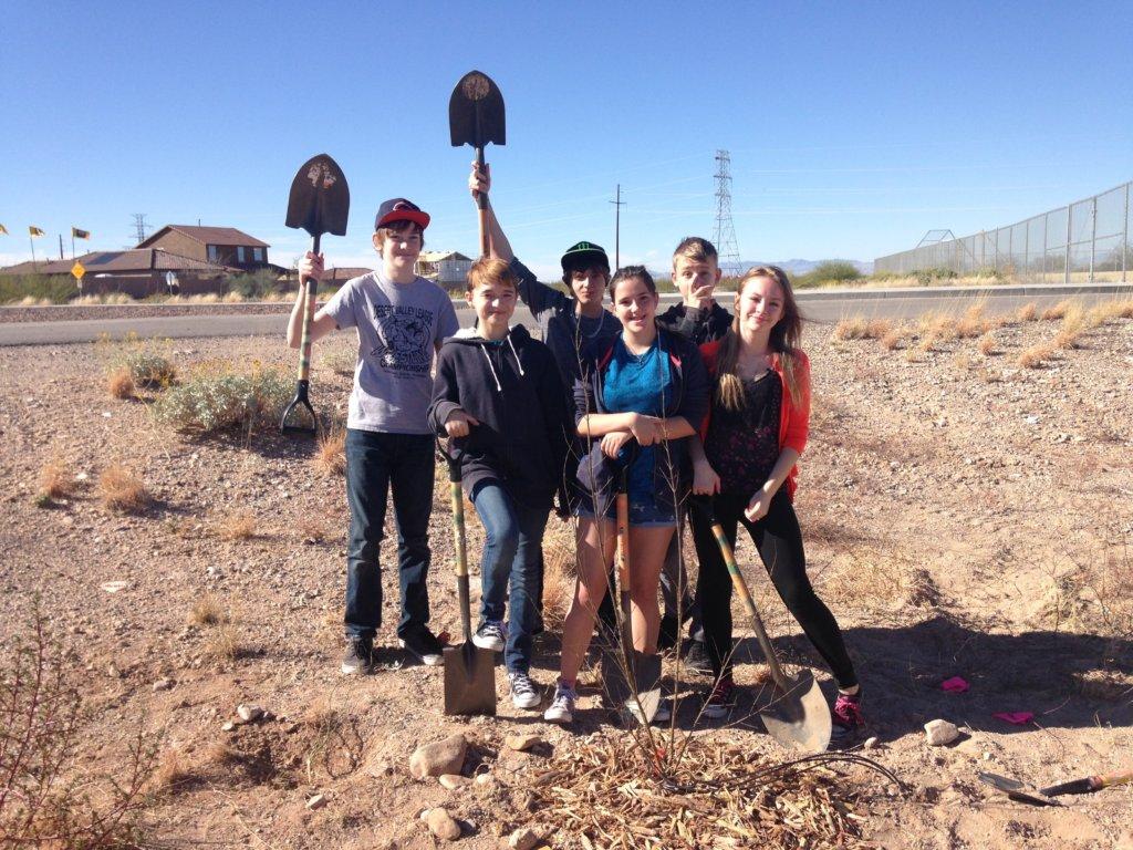 Esmond Station K-8 School in Tucson, AZ