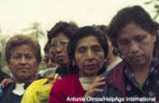 Peruvians Against Violence