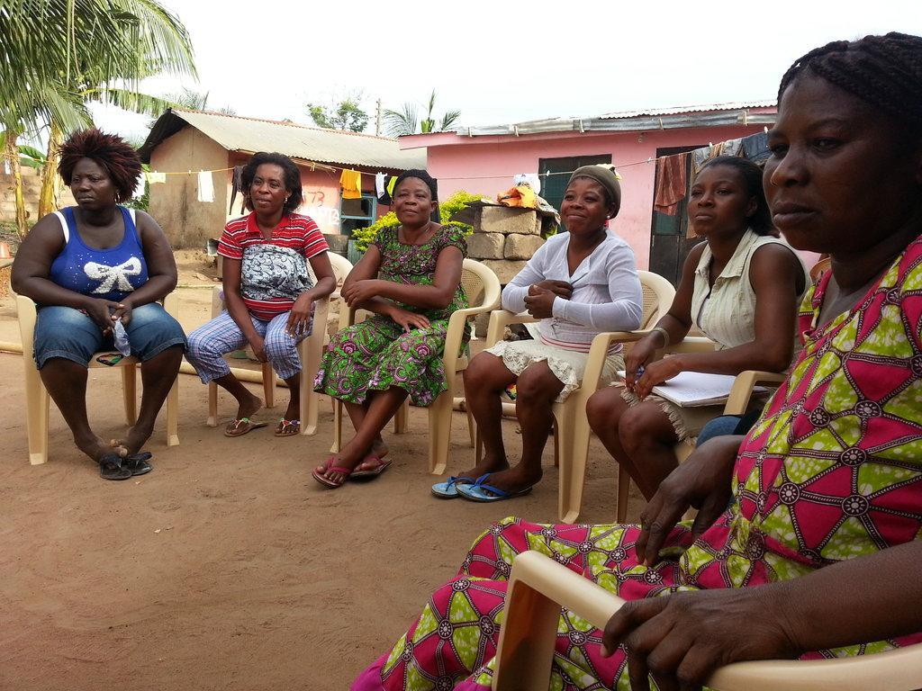Livelihood Project: supporting poor Women in Ghana