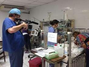 June 2013 Mission in old hospital