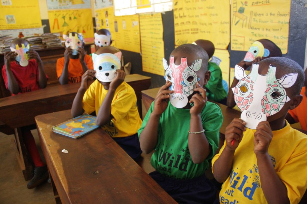 Learning about animals habitat around the world.