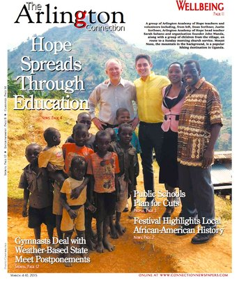 Cover story on recent AAH trip