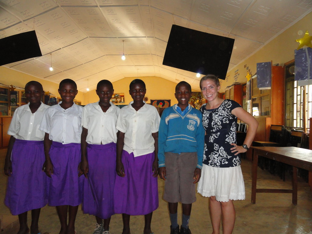 Empowering Youth in Rural Uganda with AAH