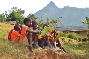 Reading with younger students