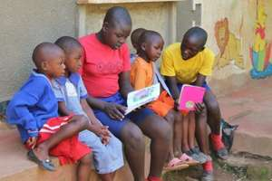 World Read Aloud Day 2014