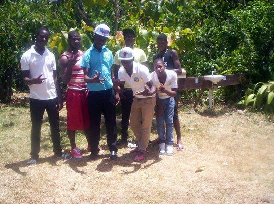 Group home boys