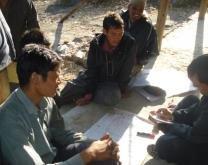 Teach Rural Girls in Jumla to Write their Names