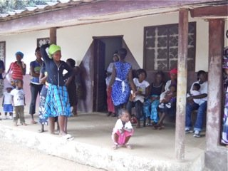 Save Maternal/Child Clinic for 17,000 Liberians