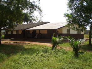 IHI Clinic Jahtondo Town Brewerville, Liberia