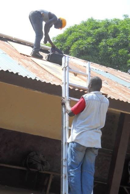 Getting The Roof Prepared