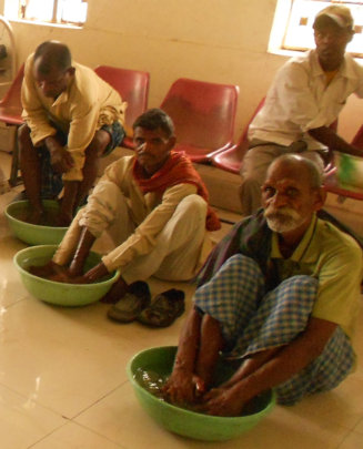 Donate for a Leprosy Patient in Bihar (India)