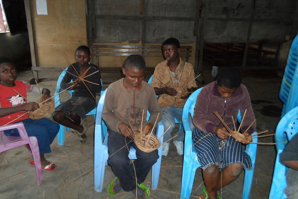 practicals on weaving
