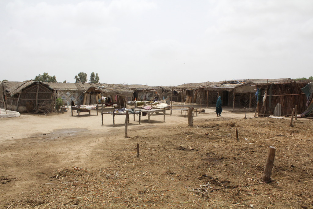 1 of the 10 villages in Sindh where Sughar operate