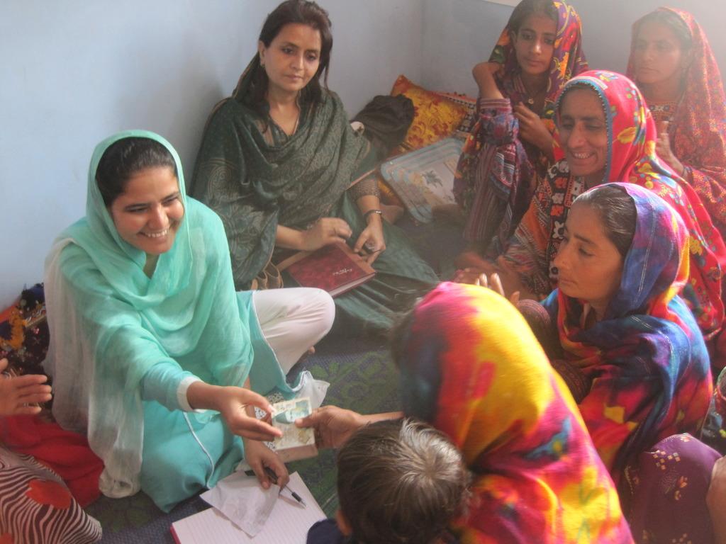 Paying women beneficiaries