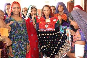 Skill development and creativity in Sughar Centers