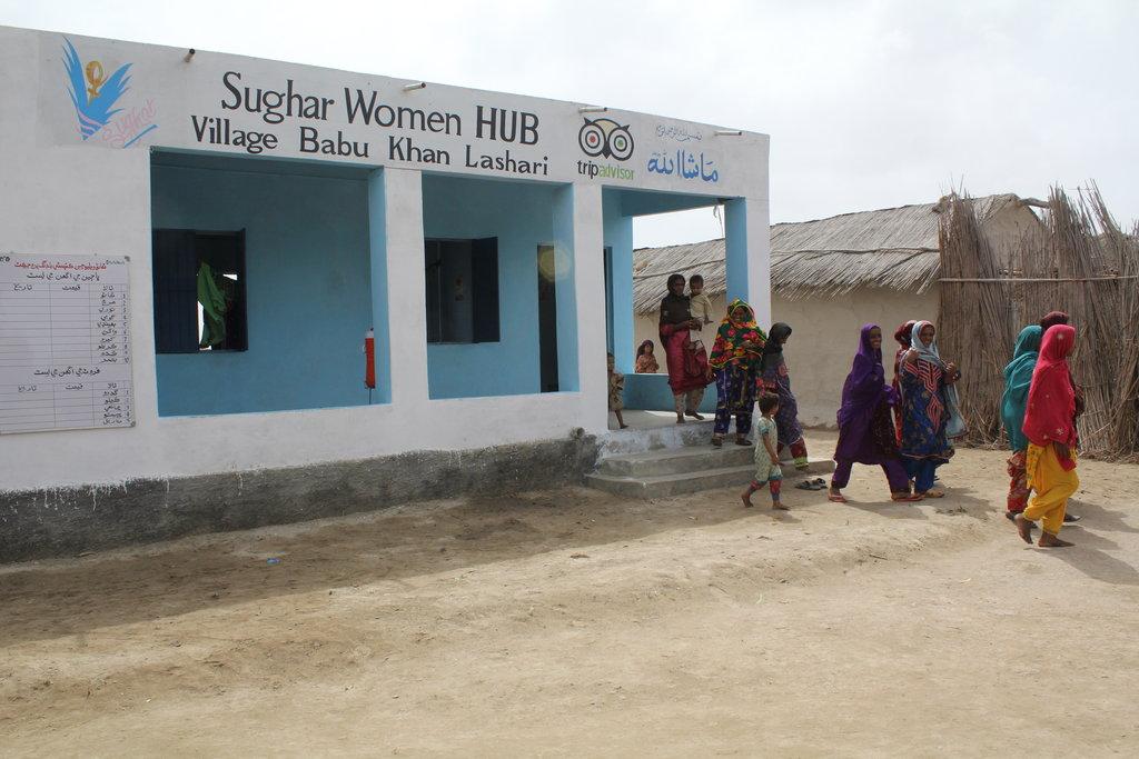 Help us create Sughar HUBs in Sindh