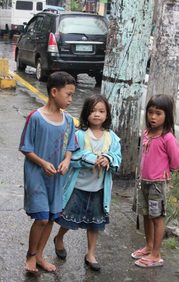 6fe6e10c2072 Childhope reaches out to street kids in Manila