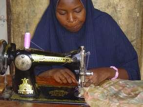 Ismaila's partner Felia