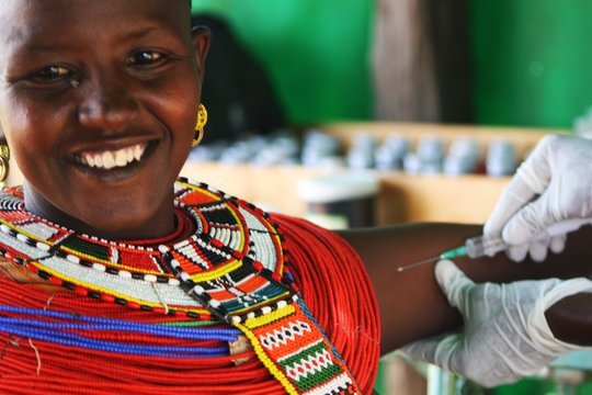 Reduce Suffering in Kenya Via Health Care Services