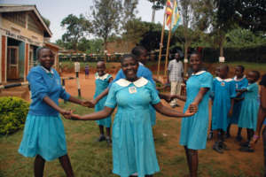 They'll do anything just to stay in school Uganda