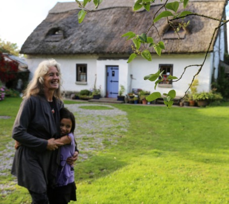 Family Farm where we facilitated first group IRE
