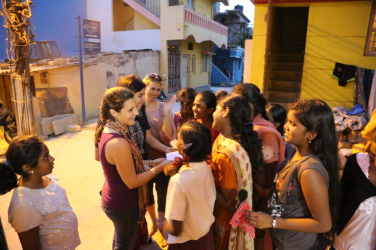 last night in Bangalore Proud & sad to say goodbye
