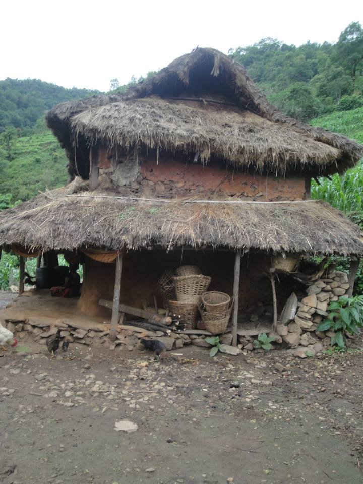 Build a house for the homeless Chepang for $170