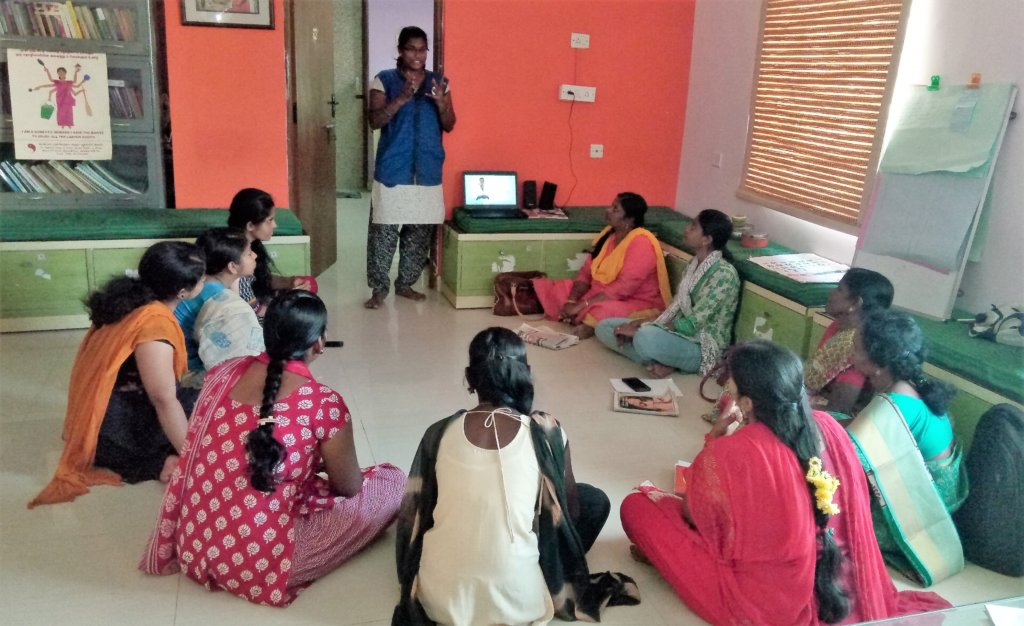 Reproductive health education training