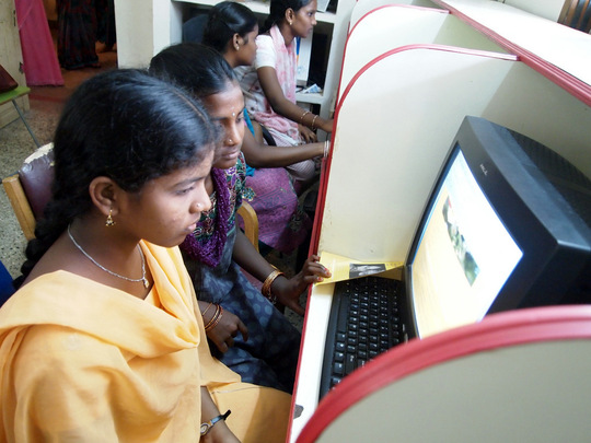 computer skill training
