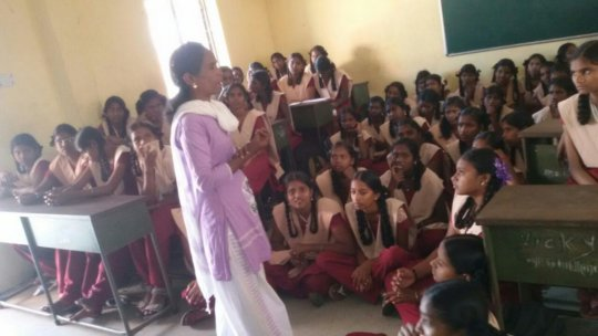 Sexuality Education in Government school