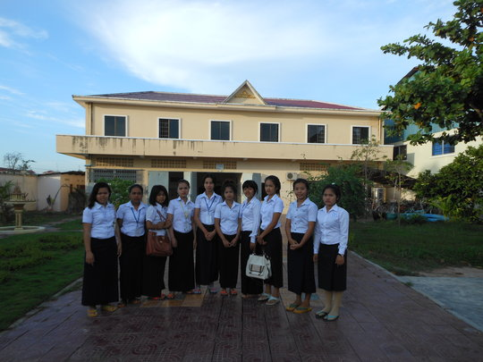 The school uniforms that you can help provide
