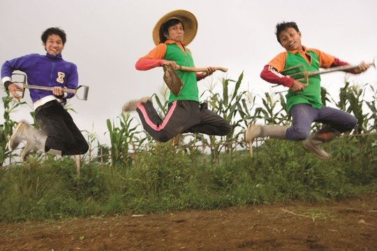 Save 45 Vulnerable Youth through Organic Farming