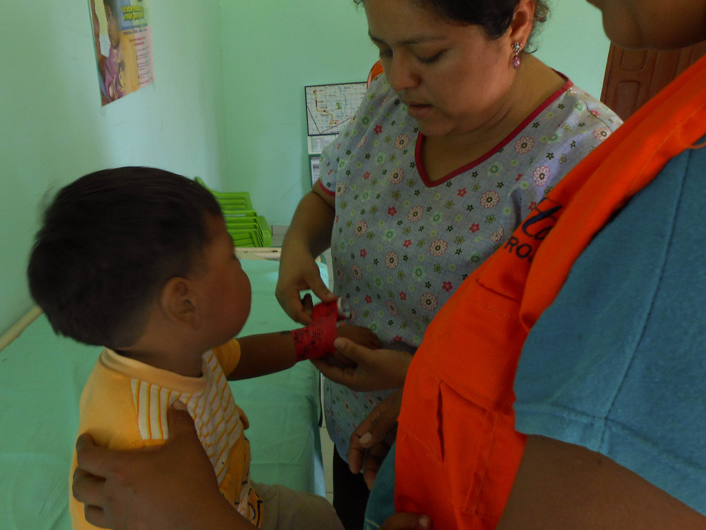 Empower Bolivian Women to be Local Health Leaders