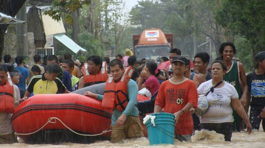 Haiyan Relief - Radio and SMS Information Services