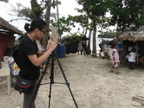 Documenting indigenous people on the island