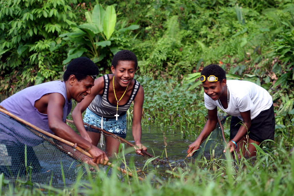 Build resilient and sustainable island communities