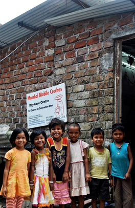 Smiling faces at an MMC centre