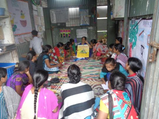 Chai Pani (tea water) meeting